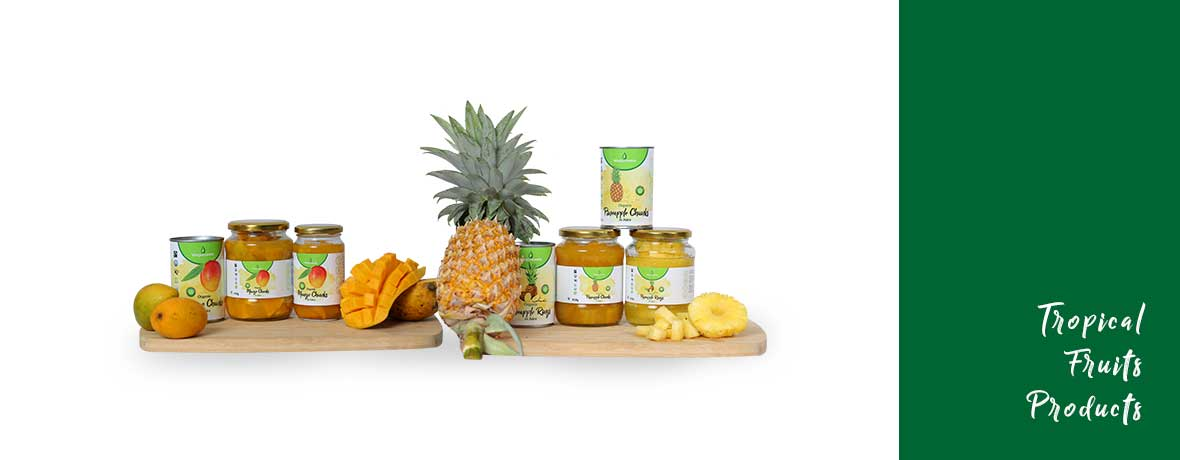 Tropical Fruits Products